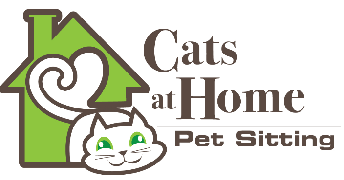 Cats at Home Pet Sitting logo