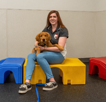 Trainer/Puppy Class Instructor Kayla